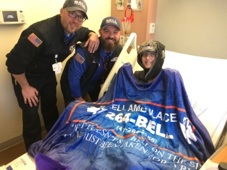 bell at hospital